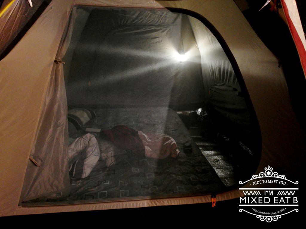 拉拉山-樂野營區露營+日本Smile LED療癒小提燈-2-3