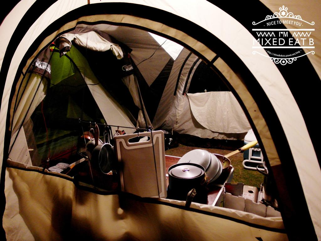 拉拉山-樂野營區露營+日本Smile LED療癒小提燈-2-5