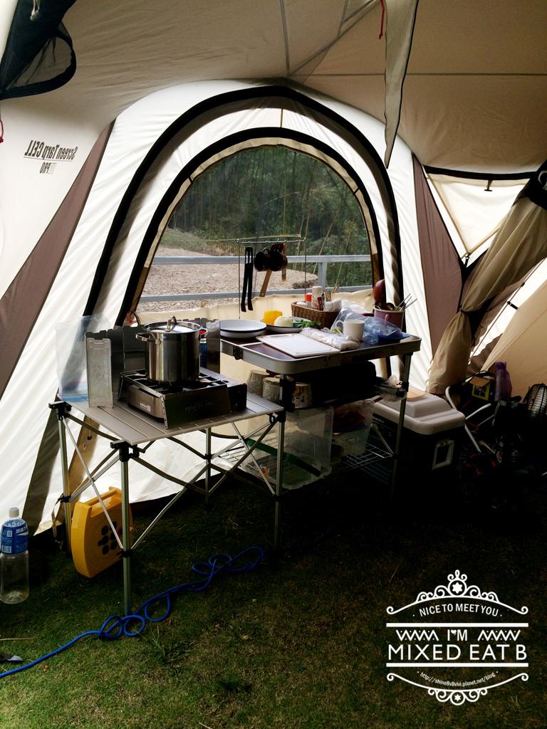 拉拉山-樂野營區露營+日本Smile LED療癒小提燈-2-7