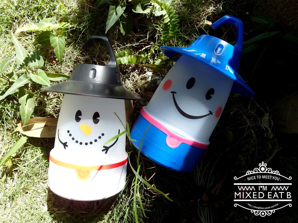 拉拉山-樂野營區露營+日本Smile LED療癒小提燈-3-1