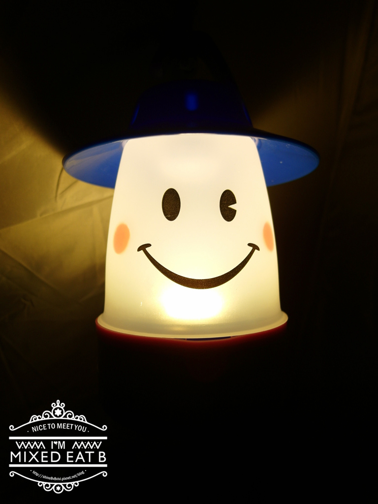 拉拉山-樂野營區露營+日本Smile LED療癒小提燈-3-2