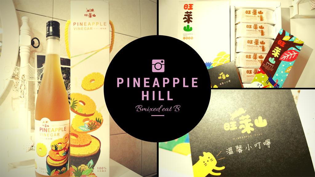 旺萊山土鳳梨酥+100%天然釀造鳳梨醋-0-1