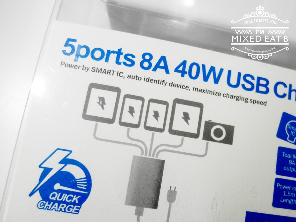安億迪anidees USB快速充電器-1-2