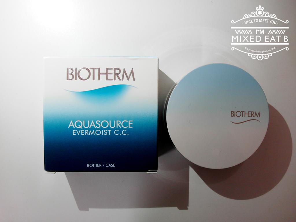 Biotherm碧兒泉 光透奇蹟水CC氣墊粉餅-1-4