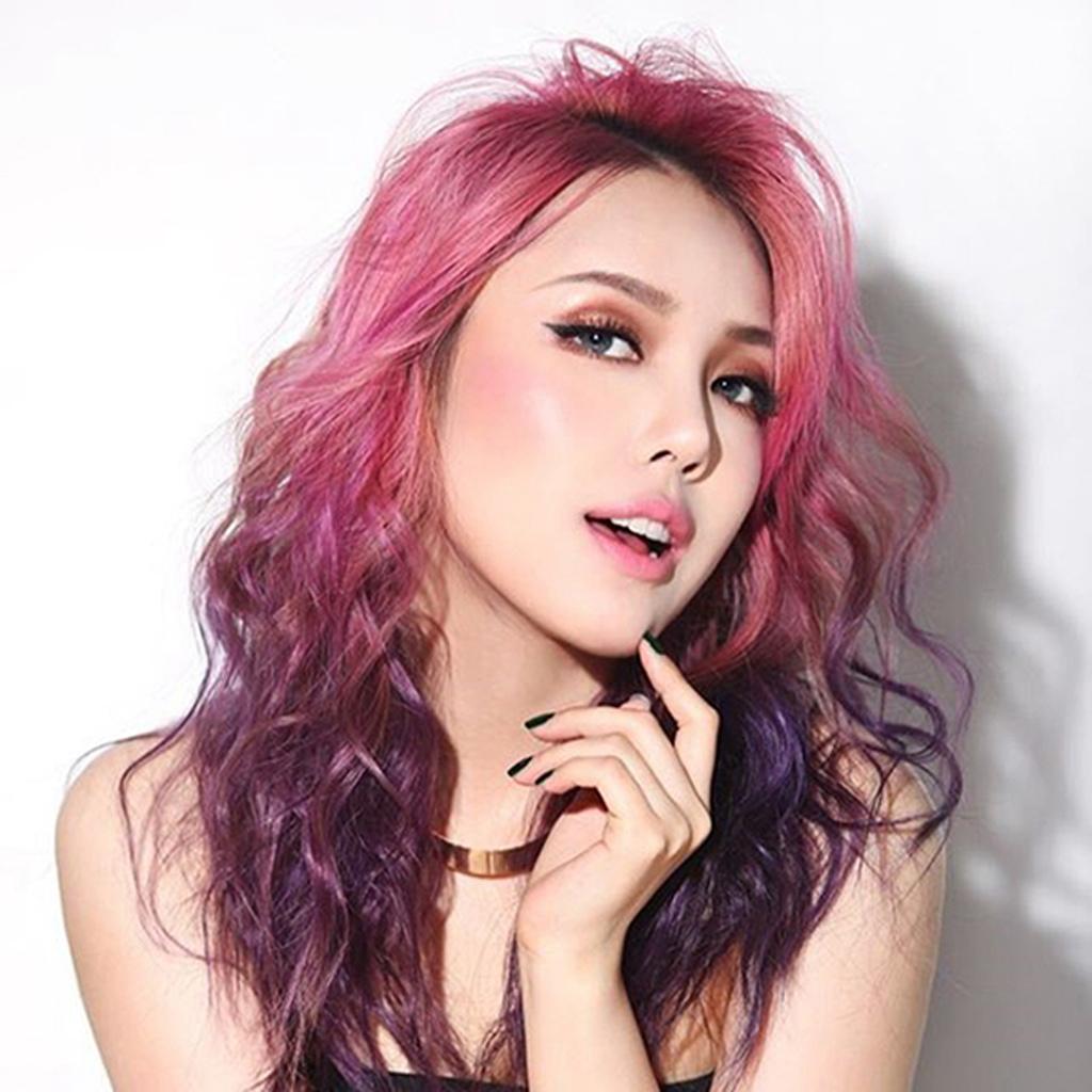 DEXE菲博國際-一次性彩色染髮球+定型髮膠噴霧-0-3