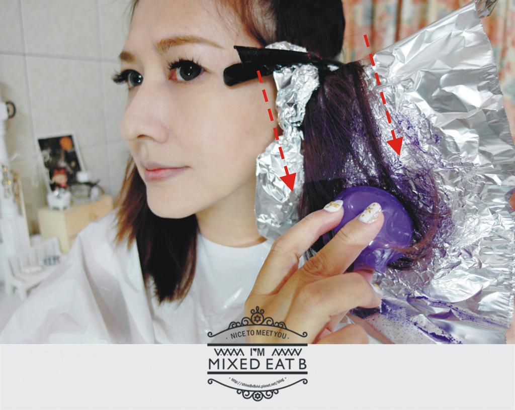 DEXE菲博國際-一次性彩色染髮球+定型髮膠噴霧-2-4
