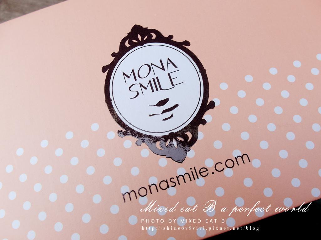 MonaSmile蒙娜微笑_鑽飾條紋厚底娃娃鞋-1-2