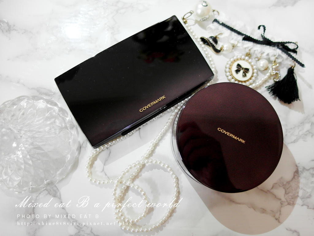 COVERMARK水漾嫩肌鑽石光底妝系列-1-1