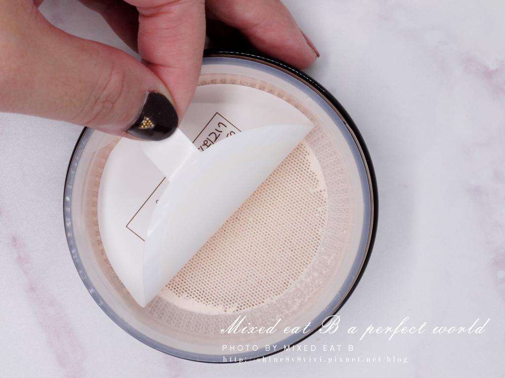 COVERMARK柔紗極光無瑕粉底霜+柔紗極光蜜粉-1-16