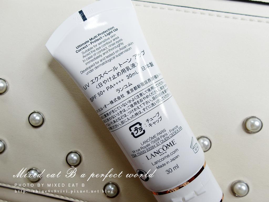 LANCOME超輕盈UV提亮素顏霜+超輕盈UV水凝露-1-4