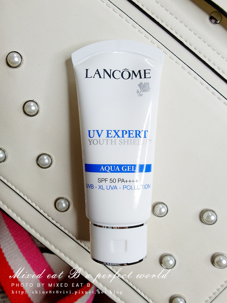 LANCOME超輕盈UV提亮素顏霜+超輕盈UV水凝露-2-1
