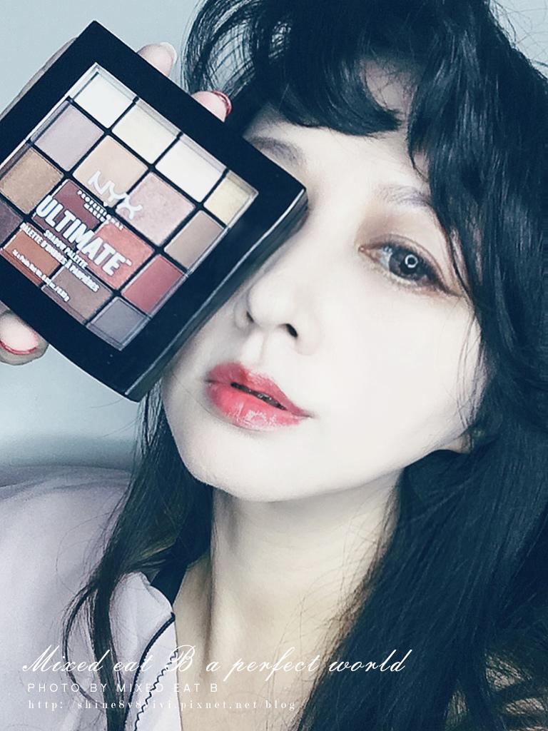 NYX超級底妝繽紛彩妝-1-28