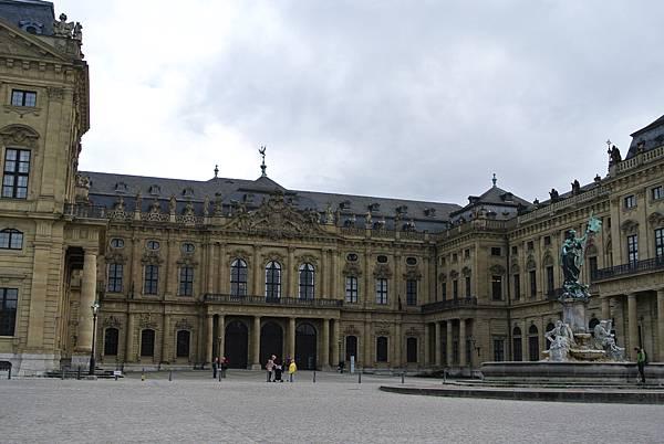符茲堡主教宮殿Residenz würzburg.JPG