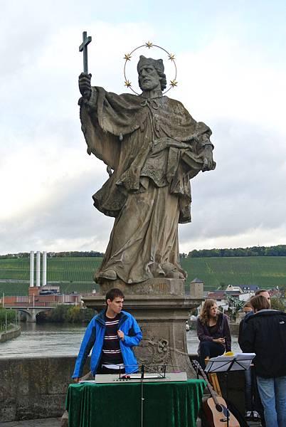 雕像7(Joh. V. Nepomuk  弗里德里希·卡爾·馮·施波恩).JPG