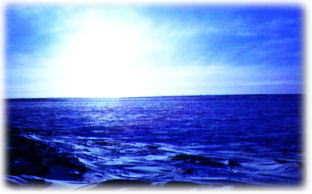 深藍色海域