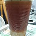 仙楂果紅茶 + 椰果