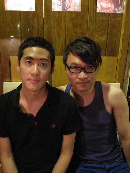 Eric & 團長