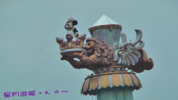 京迪士尼海洋 遊行