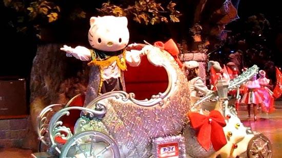 凱蒂貓40周年的大遊行2013