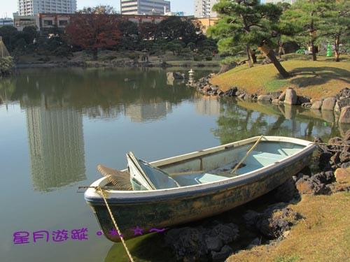 旧芝離宮恩賜庭園2013東京秋