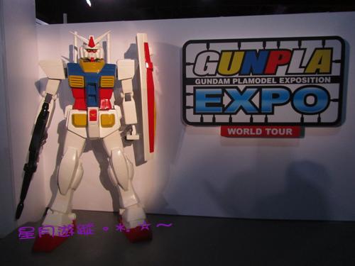 機動戰士鋼彈Ⅰ2014鋼彈模型博覽會
