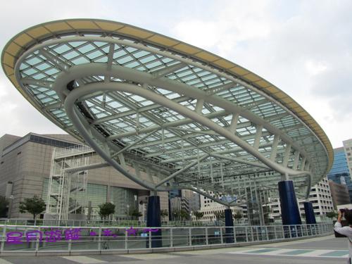 「綠洲21‧名古屋テレビ塔」2011中部