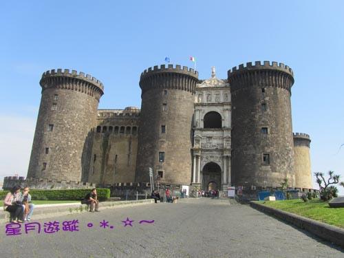 2014義大利2-1拿坡里新城堡