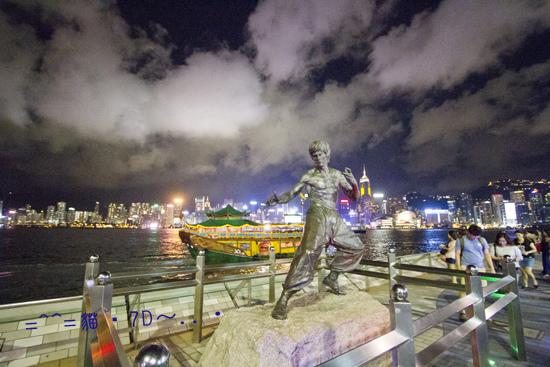 貓・7D~香港尖沙咀2014
