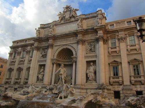 羅馬許願池-萬神殿2014戀夏義大利