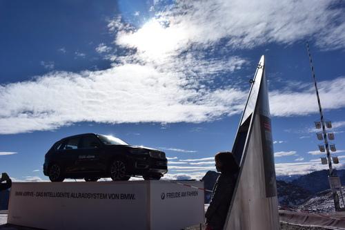 楚格峰~車..「BMW」2015德國