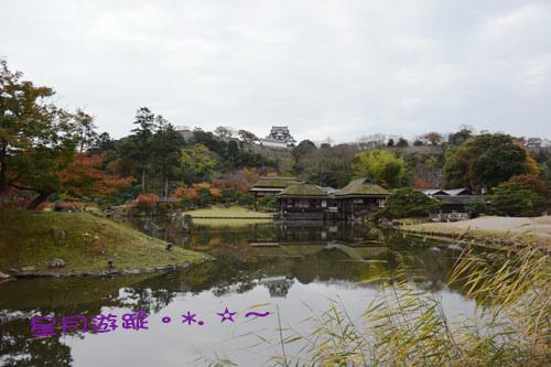 2015秋関西~玄宮園