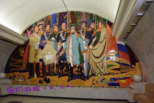 B3莫斯科-地鐵巡禮8
