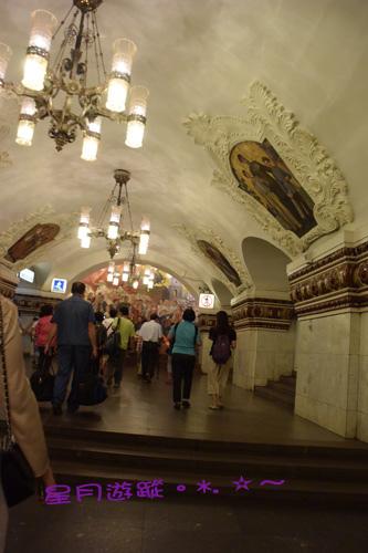 B3莫斯科-地鐵巡禮9