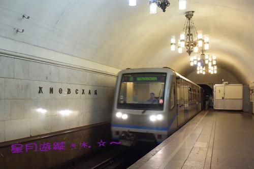 B3莫斯科-地鐵巡禮7