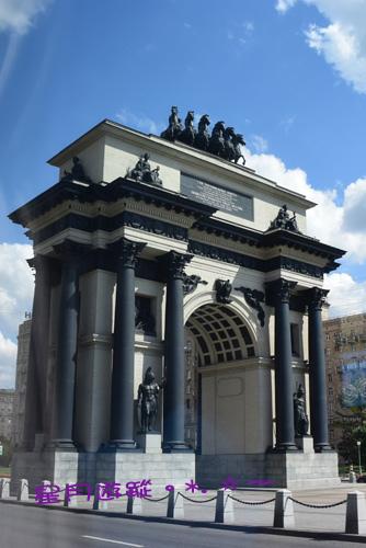 凱旋門&地鐵巡禮2016俄羅斯