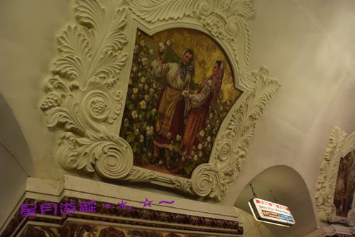 B3莫斯科-地鐵巡禮11