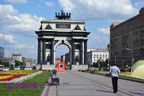 B3莫斯科-地鐵巡禮2