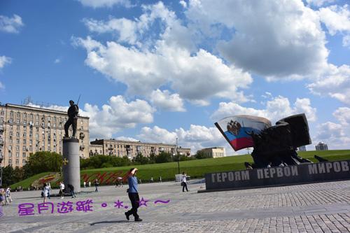 B3莫斯科-地鐵巡禮6