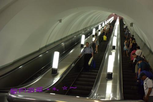 B3莫斯科-地鐵巡禮19