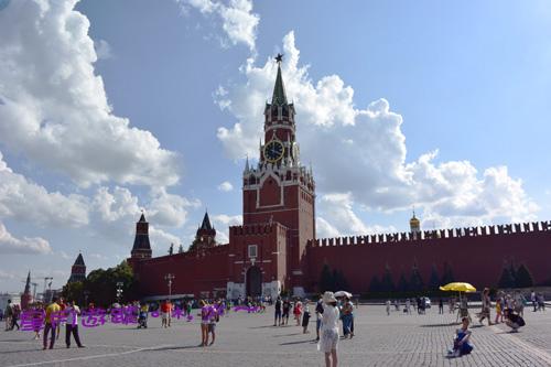 B2紅場-莫斯科 (2)
