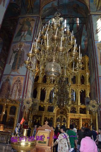 B謝爾蓋聖三一大教堂 (13)