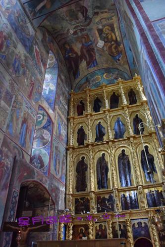 B謝爾蓋聖三一大教堂 (17)