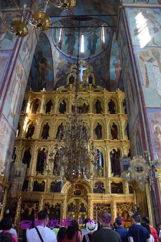 B謝爾蓋聖三一大教堂 (15)