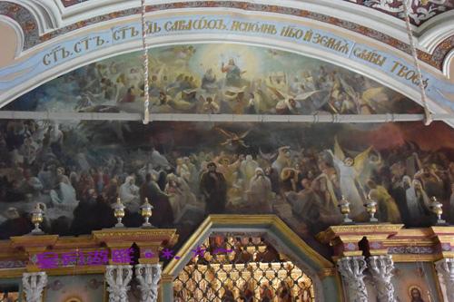 B謝爾蓋聖三一大教堂 (3)