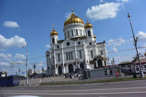 莫斯科、街2016俄羅斯