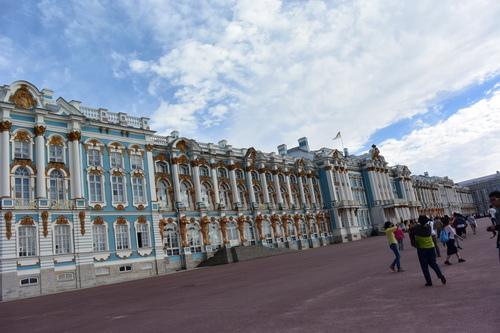 凱薩琳宮Ⅱ~2016俄羅斯