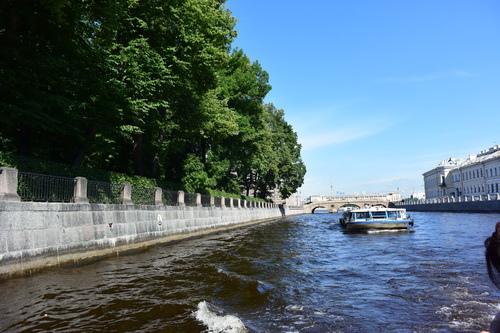 B2涅瓦河遊船16