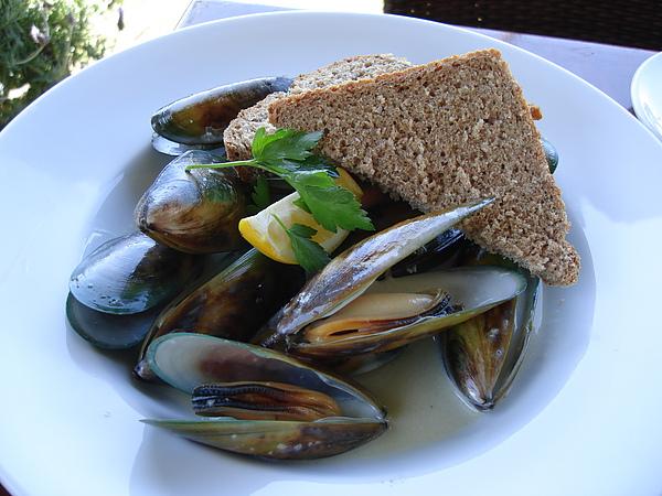 mussels @Hislops