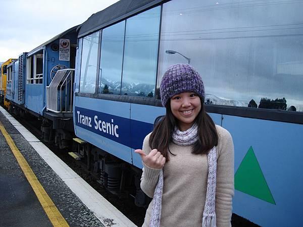 Tranz Alpine火車