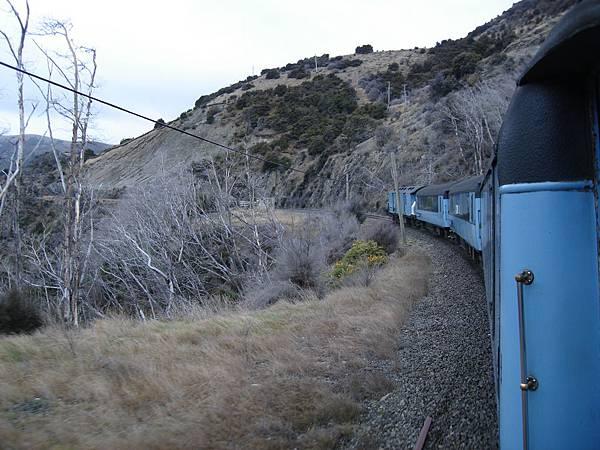 短短的火車